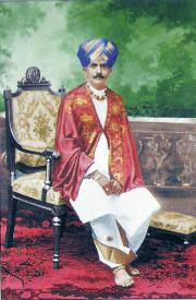 mysore maharaja name